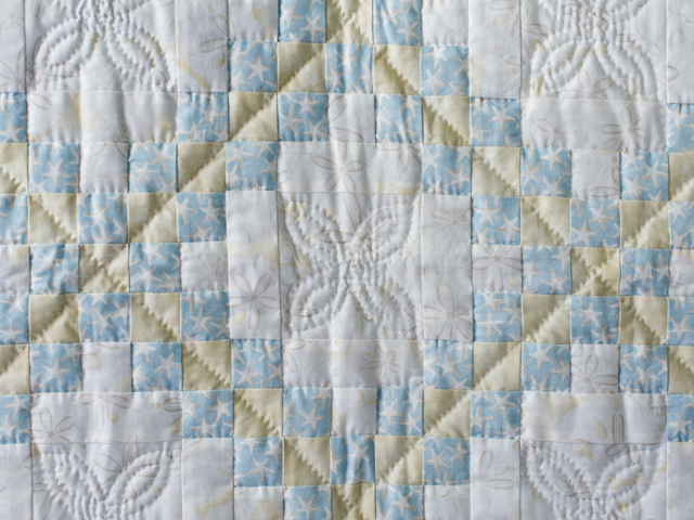 By The Seashore Irish Chain Quilt Photo 3