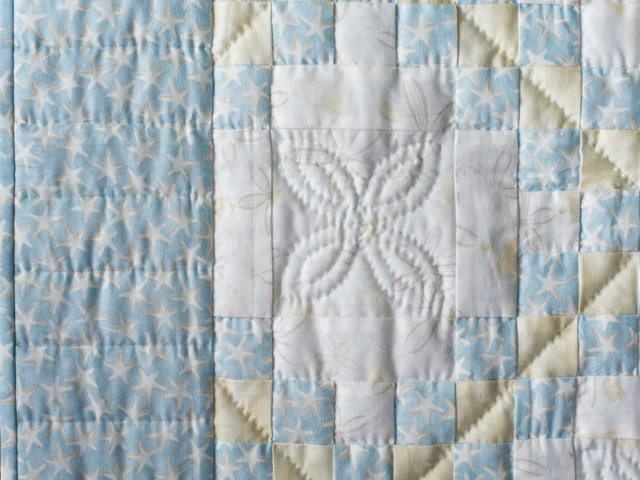 By The Seashore Irish Chain Quilt Photo 4