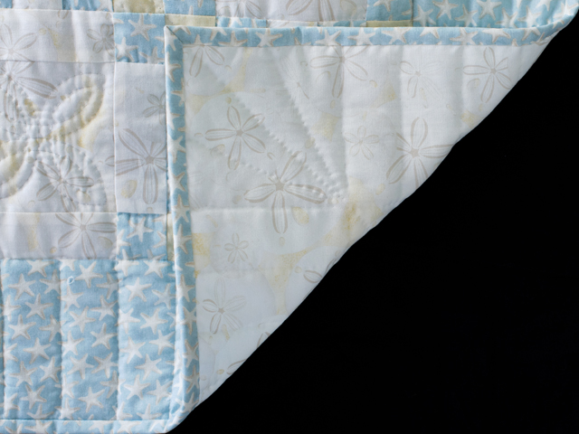 By The Seashore Irish Chain Quilt Photo 5