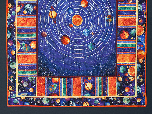 Space - and Book for kids who really love space!