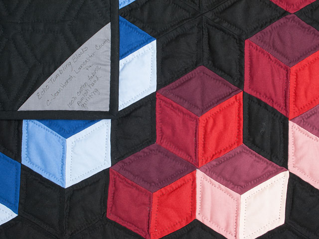 Echo Tumbling Blocks