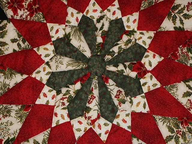 Christmas Dahlia Table Top Photo 3