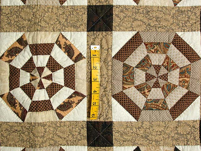 Brown and Neutrals Serendipity Wall Hanging Photo 3
