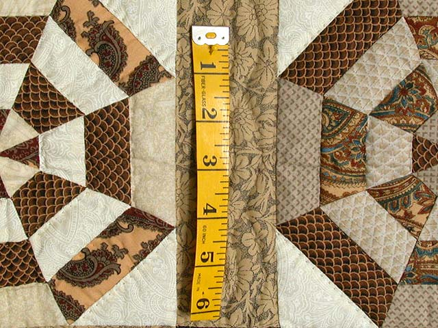 Brown and Neutrals Serendipity Wall Hanging Photo 4