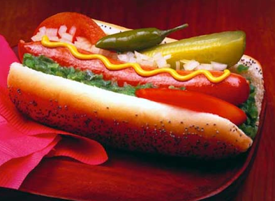 Healthier Hot Dogs for Your Holiday
