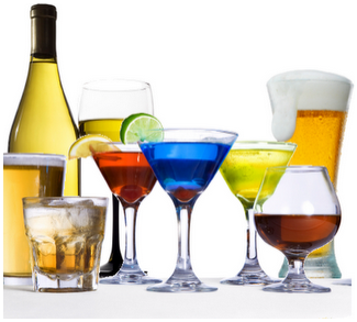 Low Calorie Libations for Your Celebrations!