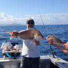 west coast snapper 4/0 recurves