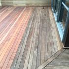 Joining in and repairs to existing deck