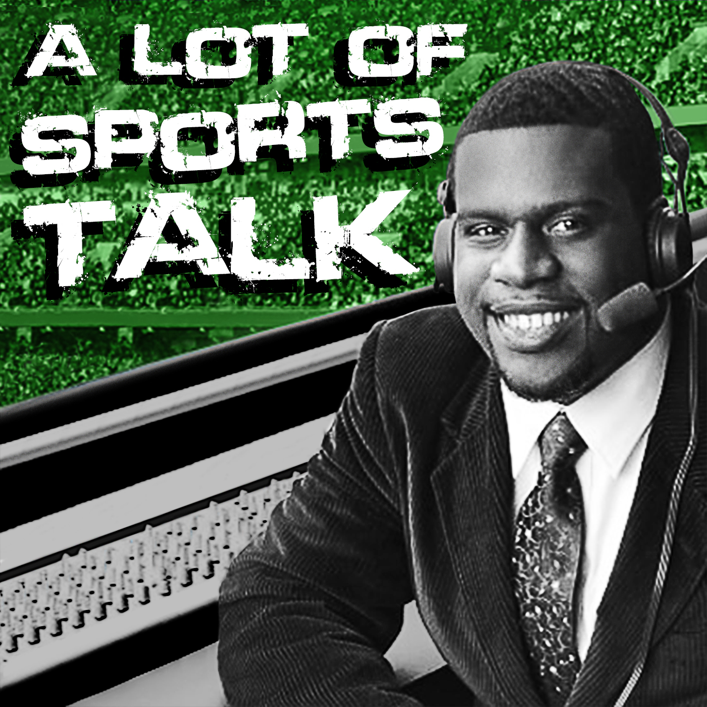 The 'A Lot of Sports Talk' Podcast