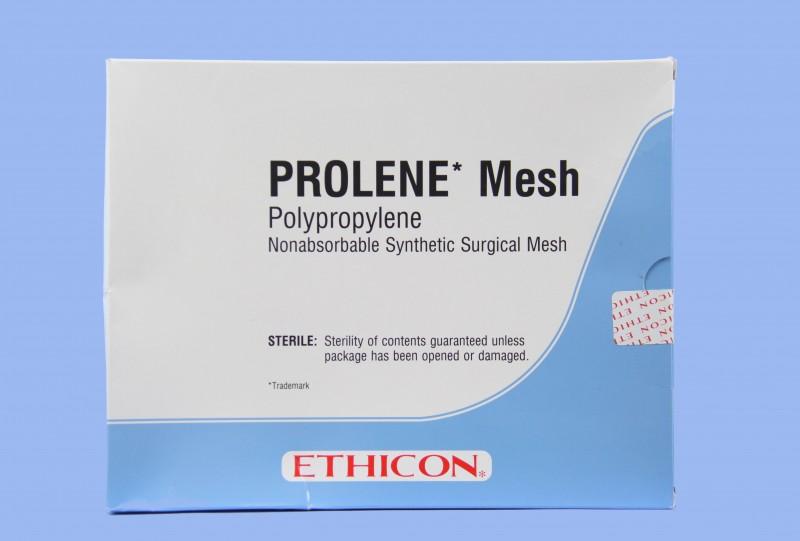 Mesh Surgical Mesh Prolene 6 Quot X 6 Quot Sterile Non