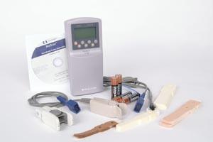 Pulse Oximeter, Covidien Respiratory, Hand Held