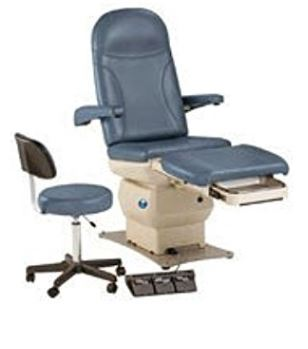 MTI, 5270001, Tri Powered Podiatry Chairs (Specify Color)