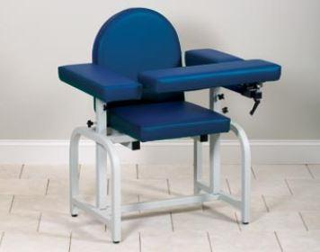 Stupendous Clinton Industries 6010 F 3Bk X Series Phlebotomy Blood Drawing Chair With Flip Arm Black Inzonedesignstudio Interior Chair Design Inzonedesignstudiocom
