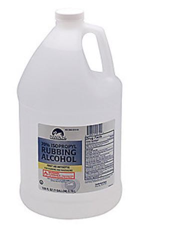 Rubbing Alcohol, CUMBERLAND SWAN 1000040548, 70% Isopropyl Gal