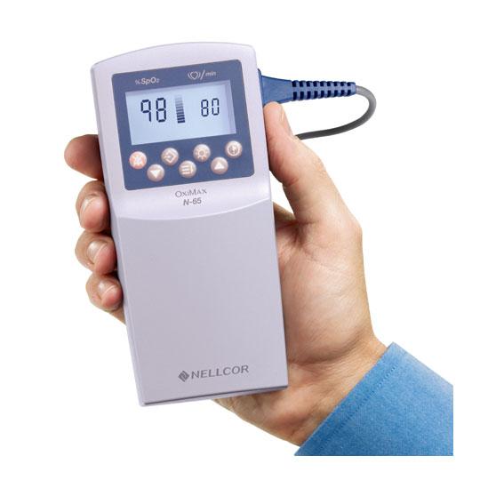 Pulse Oximeter Hand Held Oximax W/Durasensor Kit