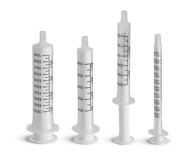 Laboratory Syringes