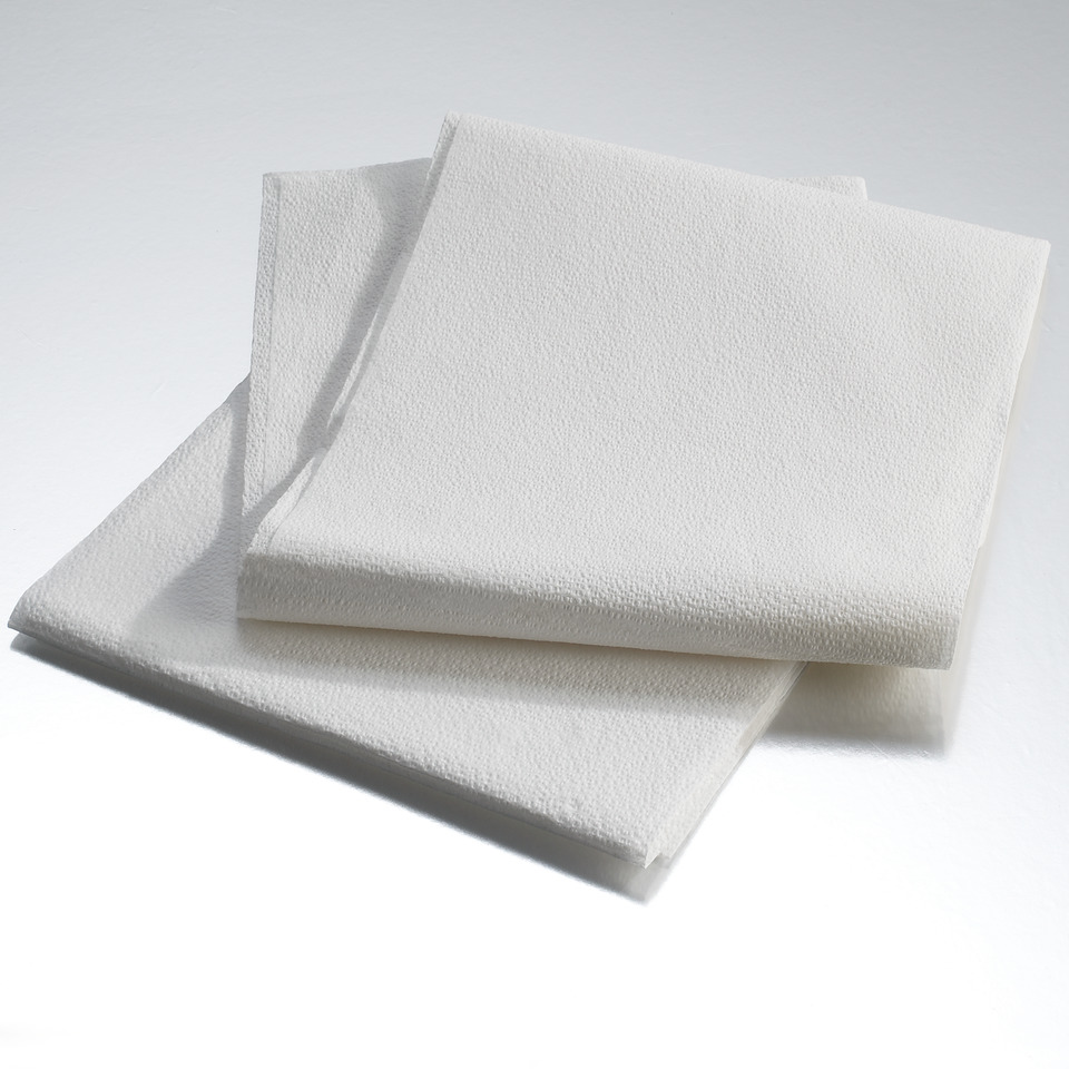 "Drape Sheet, Graham Professional 70065N, White, 40"" X 48"""