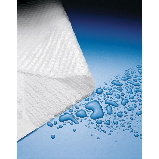 """Towel, Graham Professional 70180N, Professional, 13"""" 1/2 X 18"""", White Polyback"""
