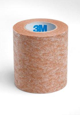 "Medical Tape, 3M Healthcare, Tan, 2"" X 10 Yds, 6 Rl/bx, 10 bx/cs"