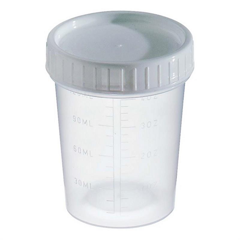 4930a Medegen Medical Specimen Container Sterile Gray