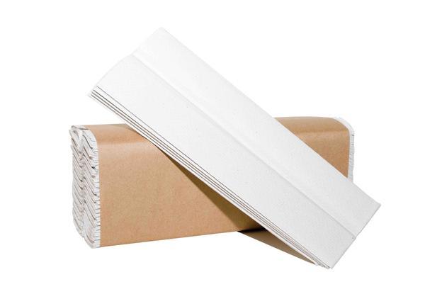 Prestige, TW1090, C-Fold Towel, White, 2-Ply