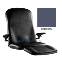Upholstery, for Midmark 646 and 647Blueberry