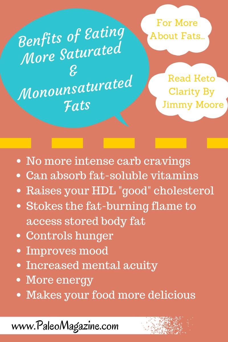 Benefits of Healthy Fats