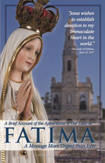 Book Cover Image: Fatima, A Message More Urgent than Ever