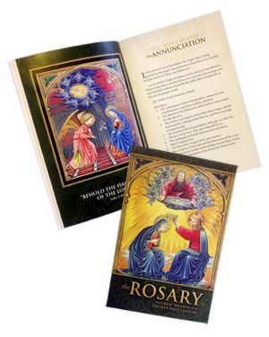 Rosary Meditation Booklet