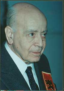 Prof Plinio Correa de Oliveria