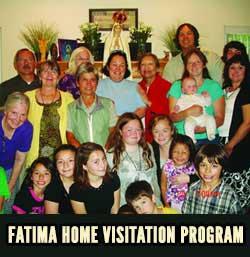 FATIMA HOME VISITITATION PROGRAM