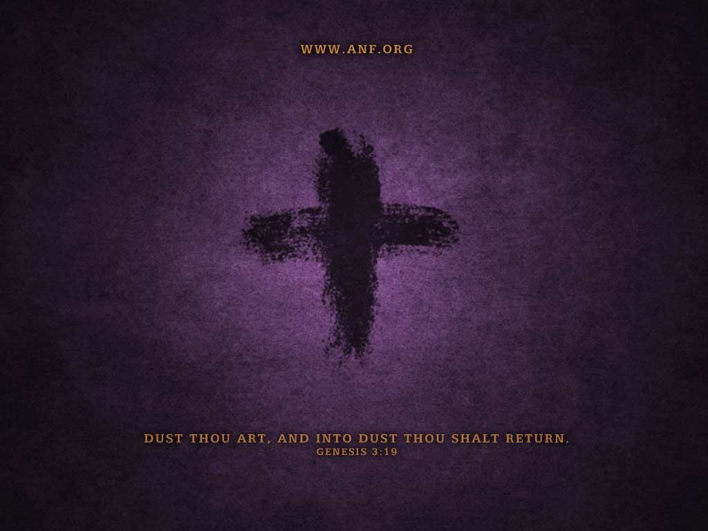 The America Needs Fatima Blog Why Ash Wednesday Why Ashes