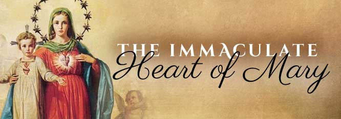 Image result for image immaculate heart of mary