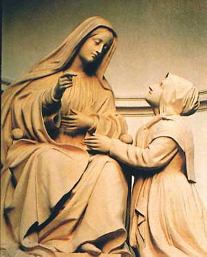 Our Lady and St Catherine