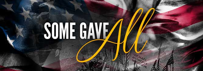 Header - Some Gave All