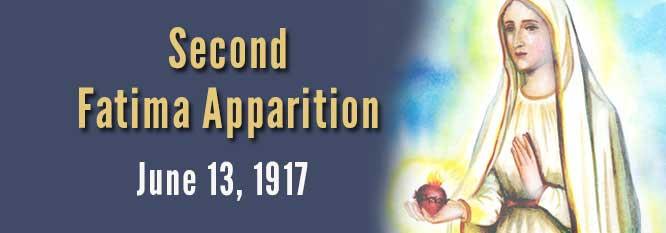 Header-Second Fatima Apparition