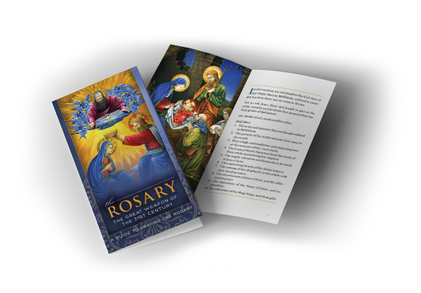 Rosary Booklet