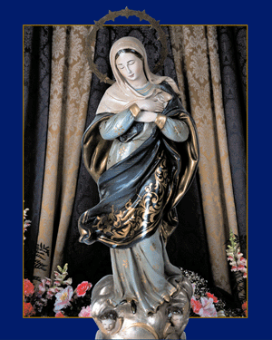 Statue-The Immaculate Conception