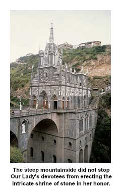 Church of Our Lady of Las Lajas