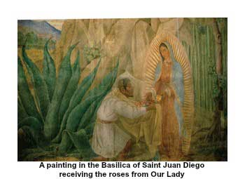 Painting in the Basilica