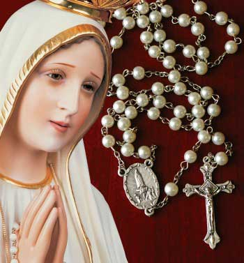 Our Lady and the Rosary