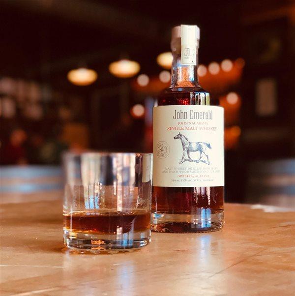 John Emerald Distilling Wins 2019 National Spirit Competitions