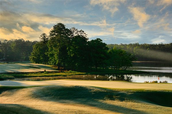 Opelika's RTJ Grand National listed in The Best Golf Courses in Alabama by Golf Digest