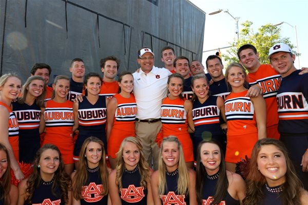 Everything You Need To Know About Auburn Fan Day 2019