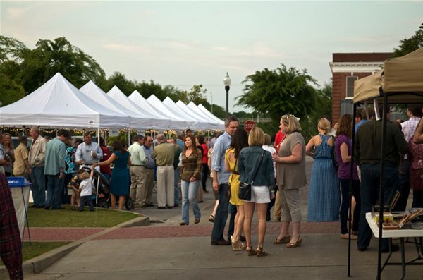 On The Tracks returns to downtown Opelika on October 18