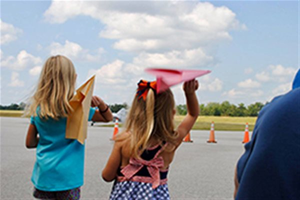 Girls in Aviation Day returns to the AUO Airport
