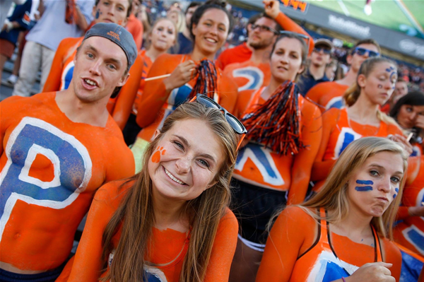Q & A with the Auburn University Superfans