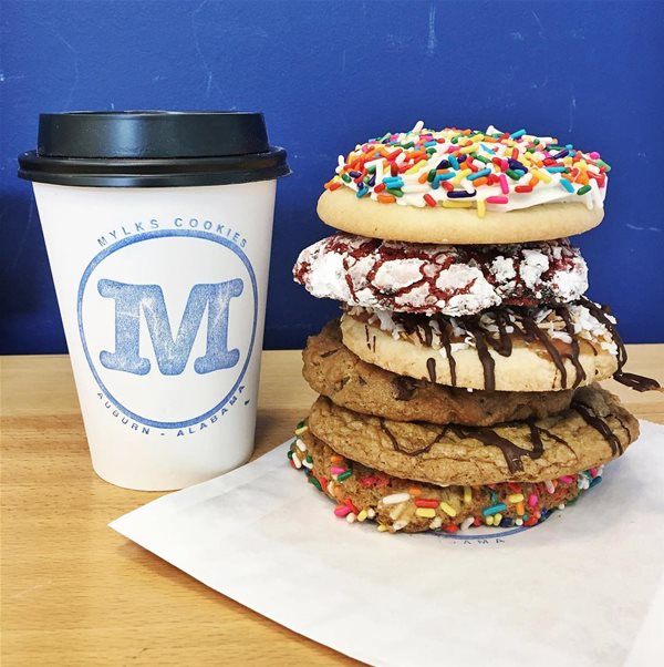 Mylk's Cookies—Auburn-Opelika's Sweetest Treat