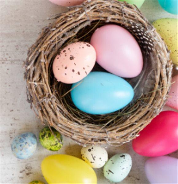 Easter at Home in Auburn-Opelika