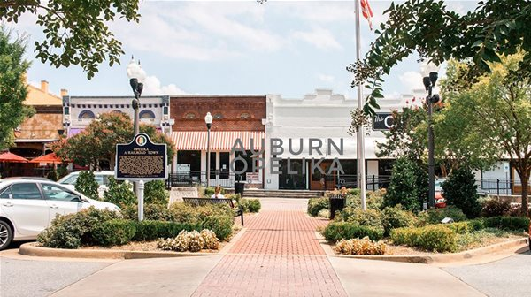 Explore Auburn-Opelika From Home
